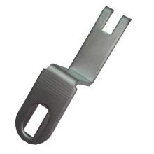 Fabrication de support en métal de haute qualité de précision personnalisée OEM poinçonnage de tôle de poinçon CNC