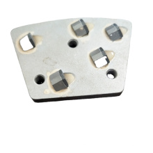 Square pdc for Stone cutting Stone PDC cutter