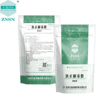 Fuzheng Jiedu Powder Traditional Chinese medicine with the function of strengthening the body resistance and detoxicatin