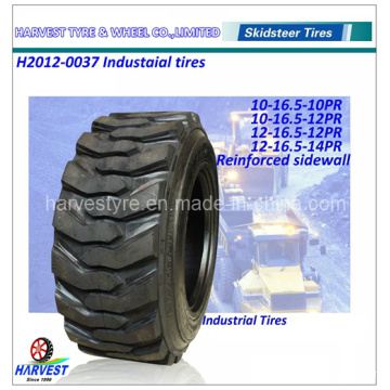 Skidsteer Tyres for All Series Sizes