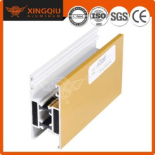 Pulverbeschichtung Aluminium Fensterprofile, Aluminium Profil Fenster und Tür