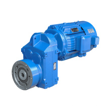 Good price small extruder helical screw gear box with motor