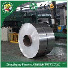Rollo de papel echado a un lado doble excelente superventas del papel de aluminio de la calidad excelente
