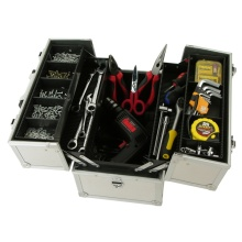 EVA+Aluminum Storage Tool Case with Handle/Aluminum Display Tool Cases
