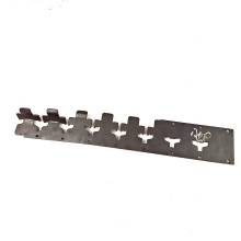 Customized CNC Punching Laser Cutting high precision steel stamping parts