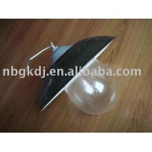 эмаль оттенок с E27 держатель и стеклянный абажур