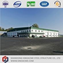 Construcción de estructuras metálicas prefabricadas multifunción
