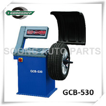High Quality Full Automatic High Accurate Wheel Balancer