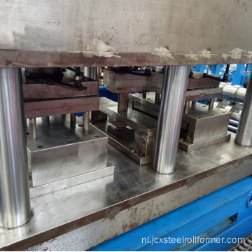 W Beam Guard Rails rolvormen machine
