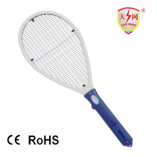 Blue Electronic Mosquito Racket to Absorb The Insects