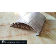 Aluminium Schutzhülle Profil mit Deep Processing