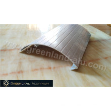 Aluminium Protective Cover Profile with Deep Processing