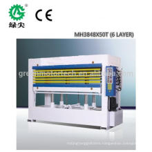Good quality hot sell low price hot press machine made in China