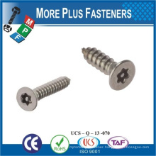 Made in Taiwan High Quality Self Tapping Bolt Torx Head Self Tapping Screw Tapping Bolts