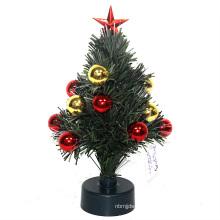 Оптическое освещение Рождественская музыкальная шкатулка дерево волокно