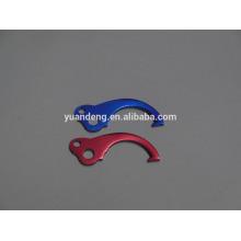 anodized aluminum cnc machined parts cnc milling machining service