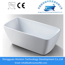 Freestanding tub  standard specification