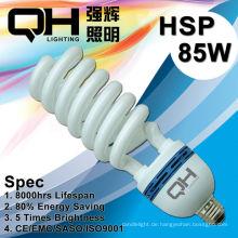 85W T5 High-Power Halbspirale AC220V-240V/110-130V