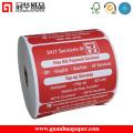 ISO-zertifiziert 76mm, 80mm Thermo-Papierrolle für POS