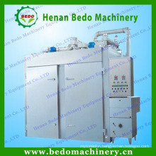2015 China factory supply industrial Smoker Oven/Sausage Smoking Machine/ Smoked Fish Machine for sale with CE 008613253417552