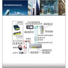 Système de surveillance de l'ascenseur hyundai HD990A interphone d'ascenseur