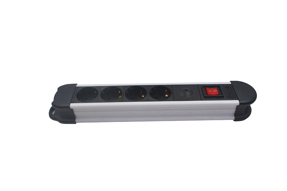 4 Way Power Strip Surge Protector