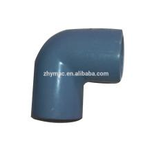 Montagem de cotovelo de PVC sch80 encaixe de tubulação do PVC, encaixes de tubulação de pvc de 3 polegadas