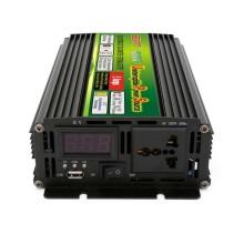 Black-Appearance praktischer tragbarer USV-Wechselrichter 600 Watt