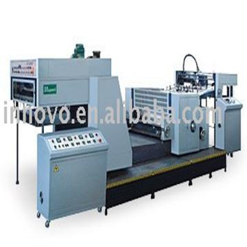 ZXWJ-1100/1300 Automatic spot UV coating machine