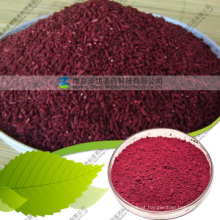Red Yeast Rice Fermented 0.4% 1% 1.5% 2% 3% Monacolin K