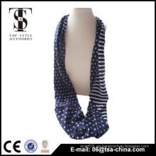 Las estrellas frescas del color y el mantón del jersey del patrón de la raya para el uso de las mujeres