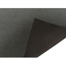 Tissu de vernis brossé polyester en nylon