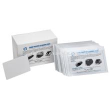 (Caliente) CR80 Cleaning Card 552141-002 para limpiar la impresora de tarjetas Datacard