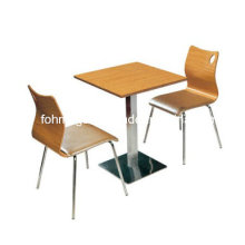 Fabrik Direktverkauf MDF Holz Trestle Tabelle (FOH-BC06)