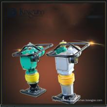 Rammer de bourrage vibrante électrique de vente chaude
