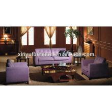 Sofá de tecido moderno para clube XY2841