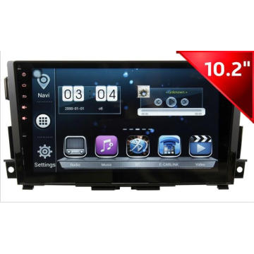 Yessun Android Car GPS pour Nissan New Teana (HD1045)