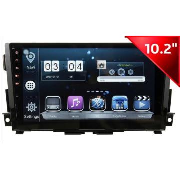 Автомобильный GPS-навигатор Yessun для Nissan New Teana (HD1045)