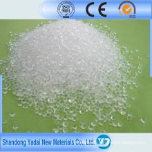 China Sinopec Virgem PVC PEBD PEAD PP Granulados De Plástico