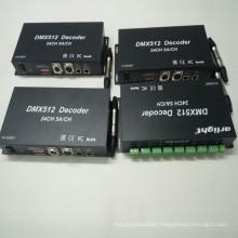 24Channels DMX RGB LED Dimmer Controller