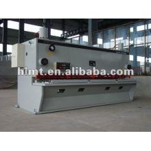 QC11Y hydraulic guillotine cutting equipment,round bar shears