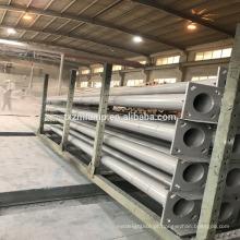Venda quente na china ao ar livre lâmpada de ferro fundido postes de preços por atacado