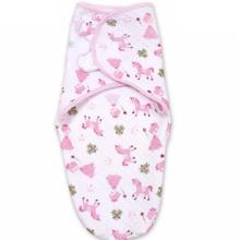 Envoltório infantil recém-nascido confortável Swaddle do bebê da cobertura