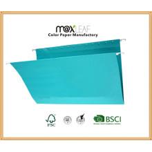 Color Suspension Paper File Folder