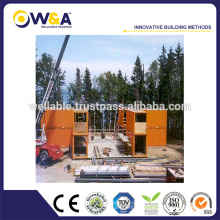 Prefabricated Building Container Modular House of Steel Structure Frame for Sale