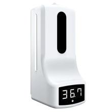 Автоматический дозатор мыла с измерением температуры
