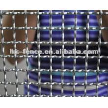 Malla de alambre prensada / Malla de alambre cuadrada / Malla de alambre tejida