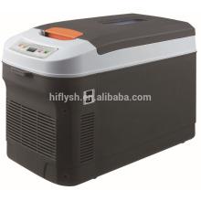 HF-22L DC 12 V / AC 220 V 55 W refrigerador refrigerartor del coche caja de refrigeración del coche mini refrigerador portátil del coche (certificado CE)