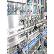Machine d'embouteillage de remplissage chimique quotidienne automatique