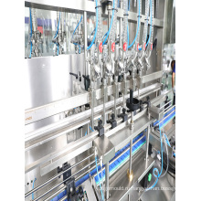 Автоматическая машина для ежедневного розлива химикатов